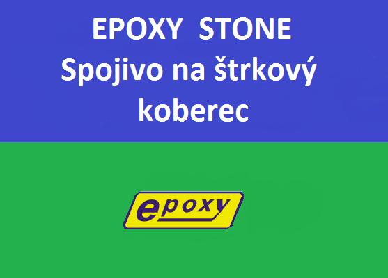 Epoxy STONE Epoxidová živica na štrkový koberec