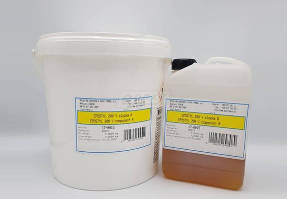Epostyl 200V epoxidový penetračný náter