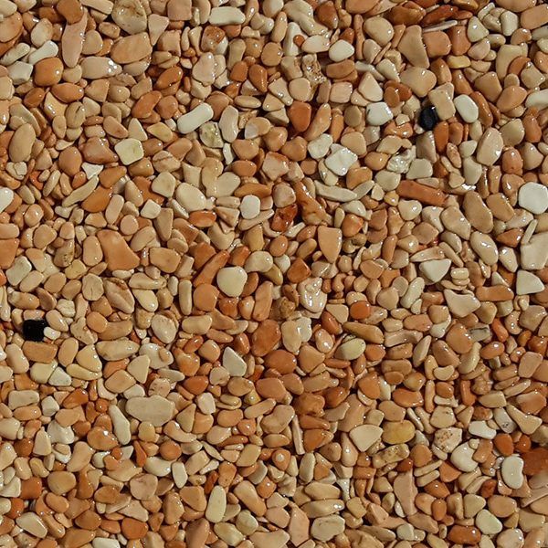 Mramorový dizajn Coral Štrkový koberec, chodníky, schody, altánky