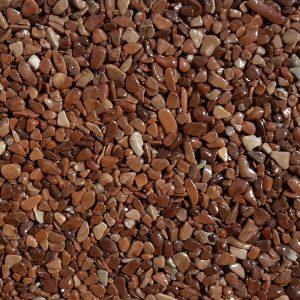 Mramorový dizajn Marrone Štrkový koberec, chodníky, schody, altánky