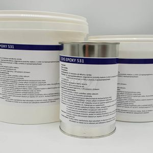 CHS EPOXY 531 Epoxidová živica vhodná pre kontakt s potravinami a pitnou vodou