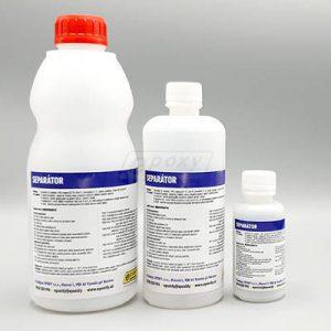 Separator epoxy