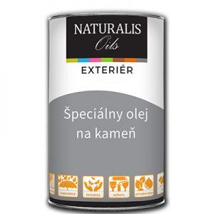 """ciálny olej na kameň - Naturalis Oils, Je to tzv. """"vysychavý olej"""""""