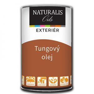 Tungový olej - Naturalis Oils Tiež nazývaný čínsky orechový olej.