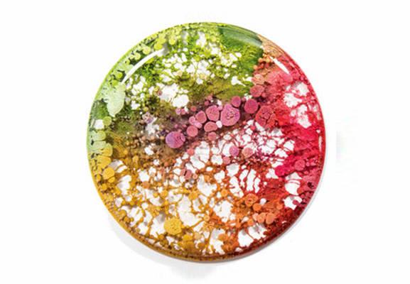 Alkoholový pigment na zafarbovanie epoxidových živíc. Biela
