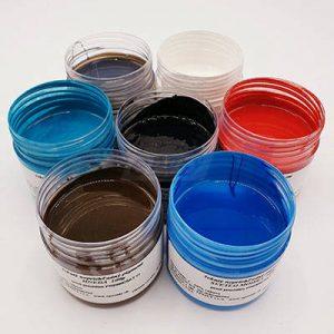 Nepriehľadný tekutý pigment