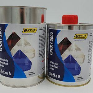 Epoxy 2002 dvojzložková epoxidová živica na zalievanie