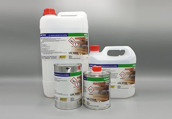 EPOXY 2020 Krištáľovo číra zalievacia UV stabilná epoxidová živica