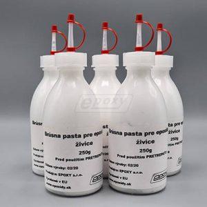 Brusna pasta - Vysoko výkonná leštiaca pasta na epoxidové živice.