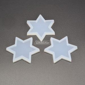 Silikónová formička Hviezdička